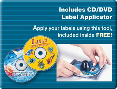 fellowes cd label template neato cddvd label maker kit applicator software labels