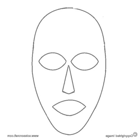 Card Mask Templates by Mask Print Out Printable 360 Degree