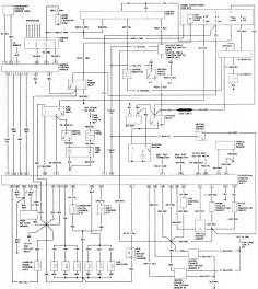 2001 ford ranger xlt electrical schematics 2001 wiring