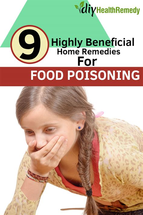 Home Remedies For Food Poisoning by 9 Highly Beneficial Home Remedies For Food Poisoning Diy