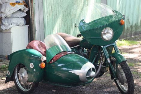 Suche Junak Motorrad by Junak M10 Bj 1964 Beiwagen Biete