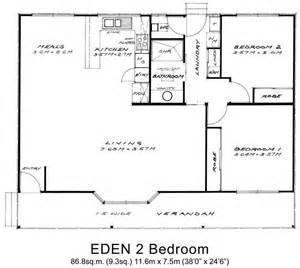 Granny Flat Floor Plans 2 Bed Granny Flats Large Willow Grove