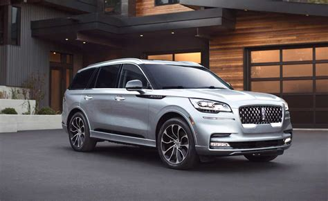 ford aviator 2020 ford recalls 2020 explorer lincoln aviator suvs for crash