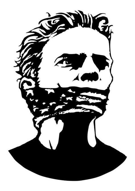 imagenes para dibujar que representen la libertad dibujo para colorear sin libertad de expresi 243 n img 22739