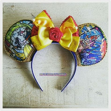 Handmade Minnie Mouse Ears - 86 best mouse ears mickey minnie handmade images