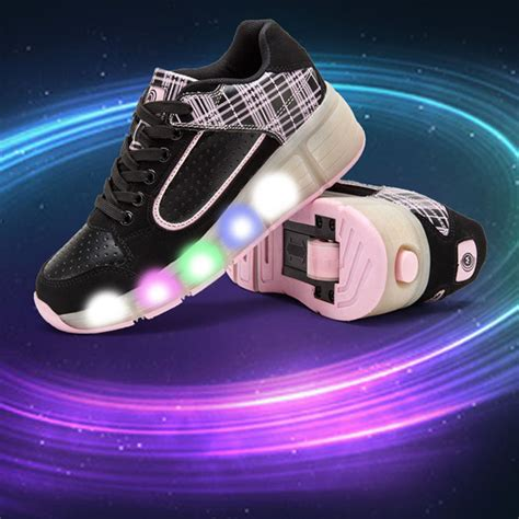 popular light up shoes popular led lights heelys children shoes with led light up
