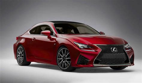 red lexus rc f in color lexus rc350 rcf forum