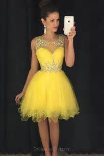 prom color ideas best 25 yellow prom dresses ideas on yellow