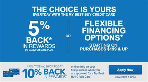Best Buy Rewards Program and Credit Card Review, 5 6% Back