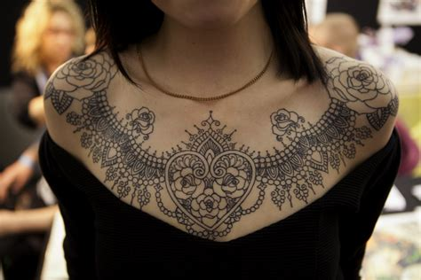 tattoo in chest girl cool tattoos on chest best tattoo 2014 designs and