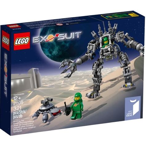 Lego Ideas 21109 Exo Suit lego ideas sets 21109 exo suit new