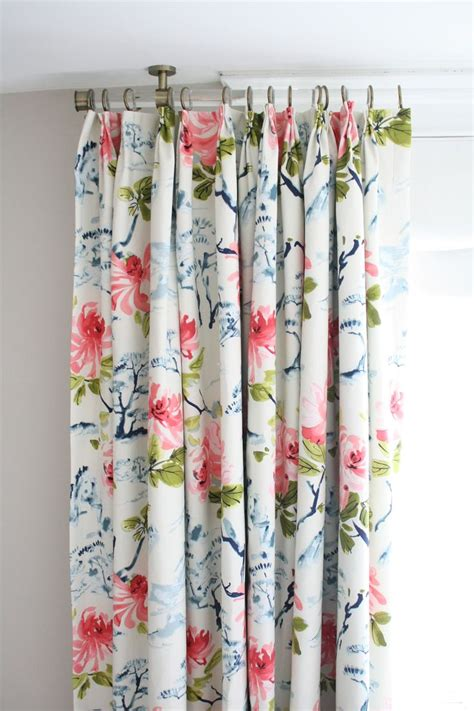 pink and green nursery curtains the 25 best floral fabric ideas on pinterest wallpaper