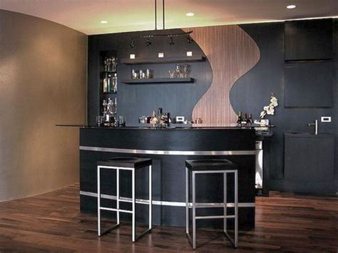 home design for home 17 sleek modern home bar counter designs