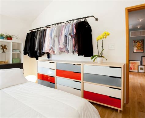 clothes storage ideas for bedroom gorgeous clothes storage ideas contemporary bedroom