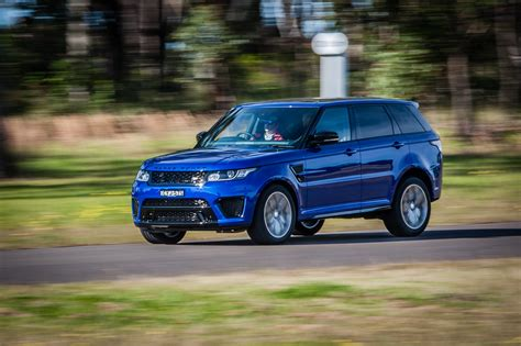 land rover sports car 2015 range rover sport svr review caradvice