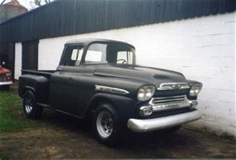 1955 to 1959 gmc truck history html autos post