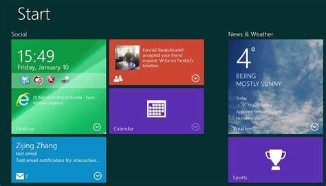 Microsoft Baru microsoft bakal umumkan fitur live tiles baru di windows 10 winpoin