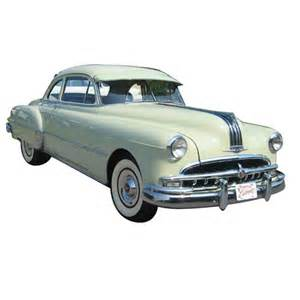 All Pontiac Models 1949 1950 1951 1952 1953 1954 Pontiac Repair Manual