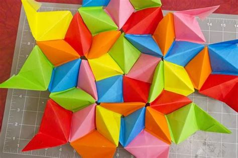 how to make an origami dodecahedron modular origami how to make a truncated icosahedron