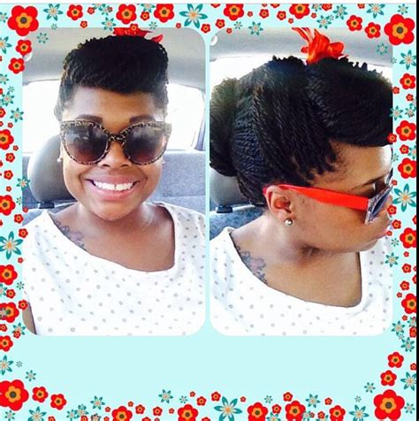 senegalese twists pin up hairstyles senegalese twist pin up from relaxed to natural pinterest