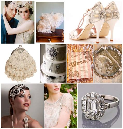 roaring 20 s wedding theme weddings 1920 s inspired