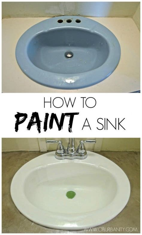 How To Refinish Kitchen Sink Best 25 Spray Paint Countertops Ideas On Paint Countertops Countertop Redo And