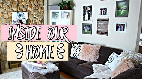 copper room decor haul lifewithchloe youtube inside our home living room decor haul belinda selene