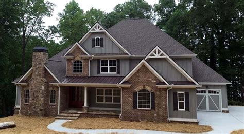 new craftsman traditional house plan family home plans blog
