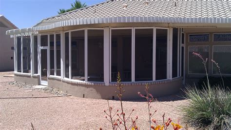 Patio Screen Enclosure Screen Rooms Screen Enclosures Arizona Enclosures And