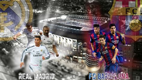 wallpaper barcelona menghina real madrid real madrid vs fc barcelona 2015 liga bbva hd wallpaper