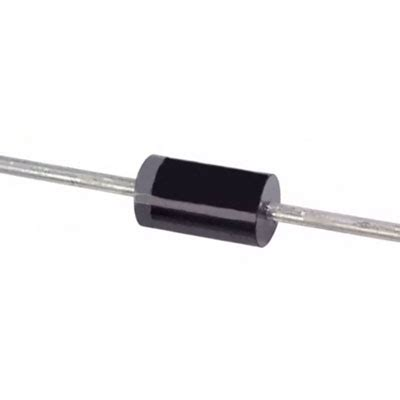 diode zener 5 volt 1n4733atr fairchild semiconductor diode zener single 5 1 volt 5 1 watt 2 pin do 41 ics