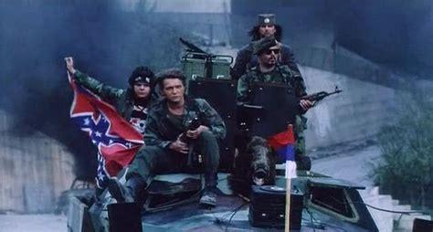 film perang serbia tiga film tentang perang balkan kala ireng