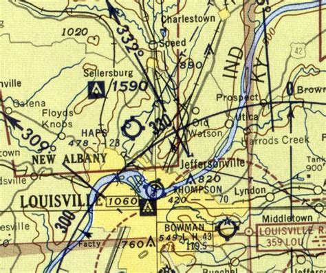 cincinnati sectional chart abandoned little known airfields southern indiana