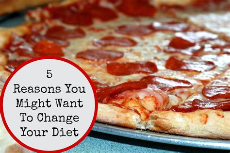 Would You Want Your Meals In A Pill Form by 5 Reasons You Might Want To Change Your Diet Juggling