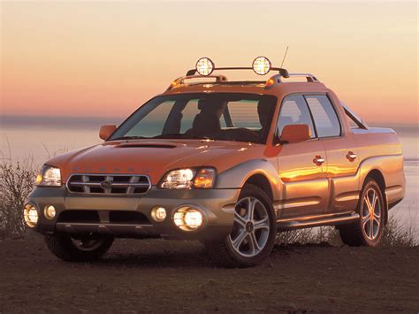 subaru with truck bed subaru baja four door sedan with a bed the best of both