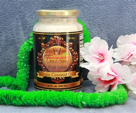 tropical traditions review review tropical traditions gold label coconut