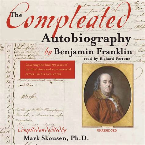 benjamin franklin biography book download download the compleated autobiography audiobook by