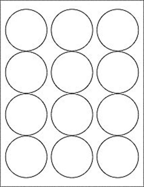 2 inch label template avery 5294 2 5 inch sticker label template for photoshop circles