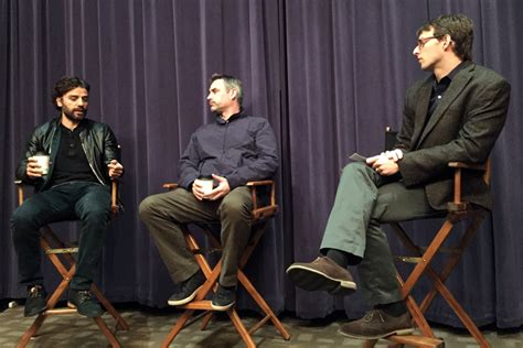 director of ex machina q a with alex garland and oscar isaac national board of review