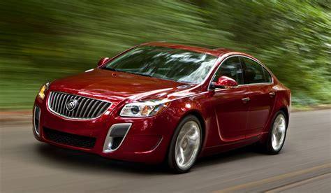 regal cars 2012 buick regal gs priced from 35 310
