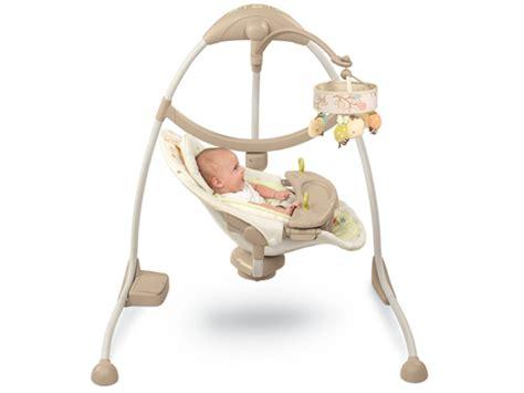 bright starts cradle swing ingenuity cradle sway swing kids toys