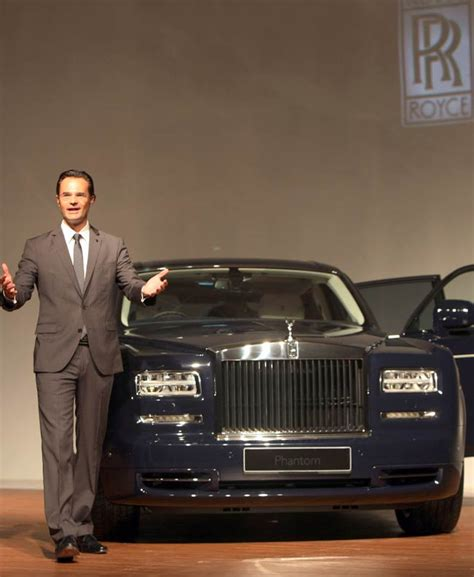 roll royce bangalore rolls royce rolls out phantom series ii in india