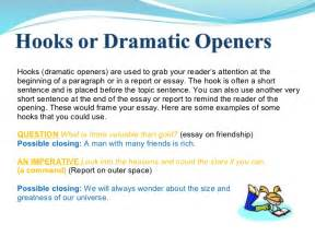 Exles Of Hooks For Persuasive Essays by Essay Writing Power Point 1