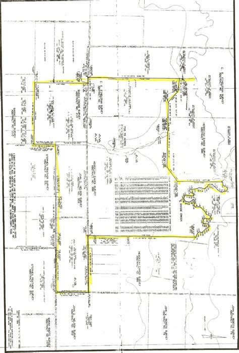 tioga texas map dallas fort worth 758 acres property landandfarm land for sale