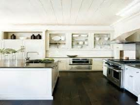 white kitchen cabinets with wood floors white wood floors in kitchen kitchen cabinets white