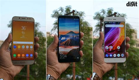 Samsung J7 Pro Vs Xiaomi Mi A1 Comparison Xiaomi Mi A1 Vs Honor 9i Vs Samsung Galaxy J7