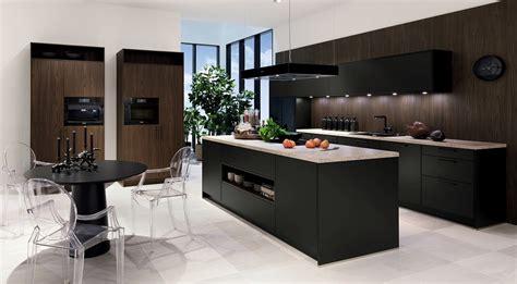keuken antraciet keuken antraciet met donker hout bruggink