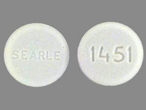 Suplier Cytotec Misoprostol Searle 1451 Pill Images White Round