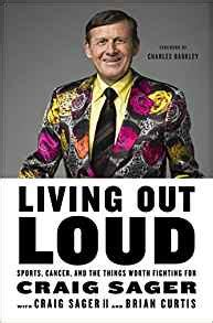 living out loud books living out loud sports cancer and the things worth