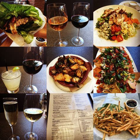 new menu features and gluten free finds at yard house